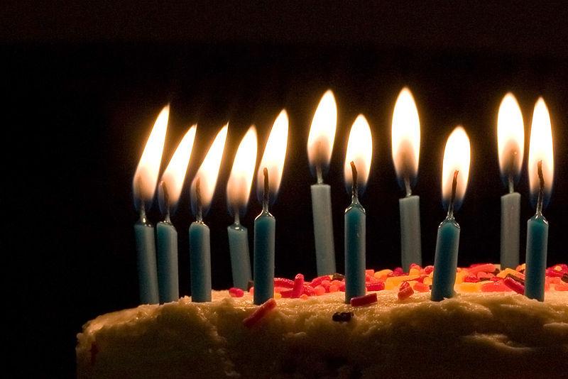 Feliz aniversário, vampiro!