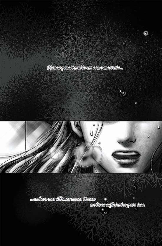 Divulgação – Crepúsculo em quadrinhos