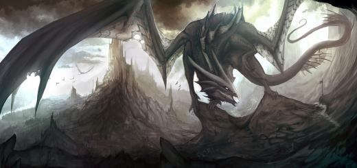 dragon-dragão