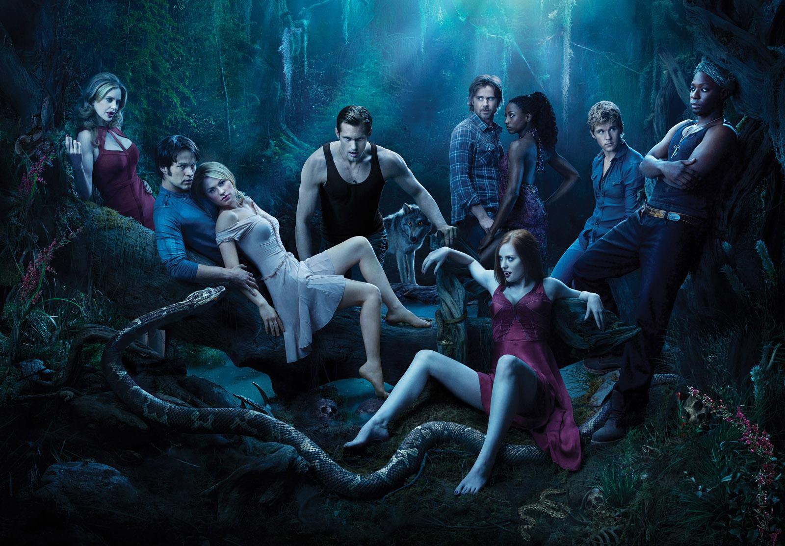 Livros e seriados sobre vampiros