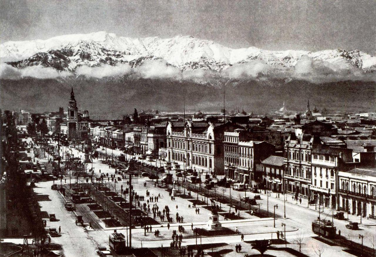 Lobisomens chilenos na década de 30