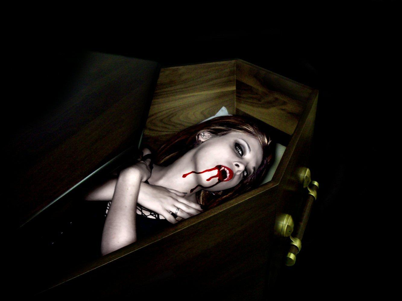 Contos de vampiro – Vitória